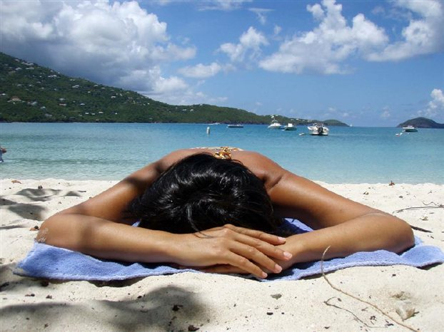 Ο ήλιος συμβάλλει στη μείωση της αρτηριακής πίεσης