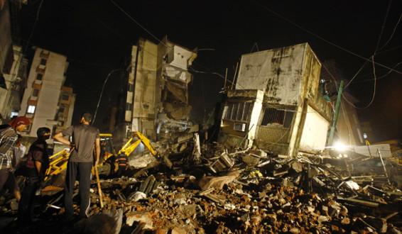 Τουλάχιστον 8 νεκροί από κατάρρευση κτιρίου στην Ινδία