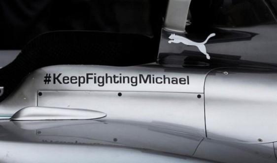 Το μήνυμα της Mercedes στον Σουμάχερ
