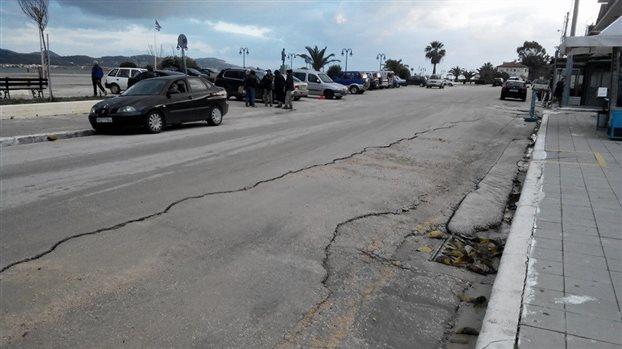 Τα άμεσα μέτρα για τους σεισμόπληκτους της Κεφαλονιάς