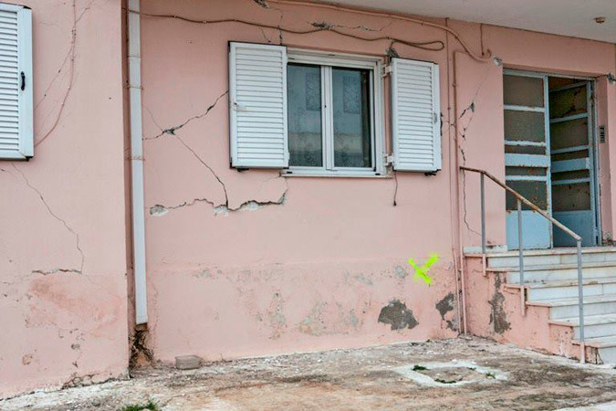 Κάτω από 5% τα προσωρινά μη κατοικήσιμα σπίτια στην Κεφαλλονιά