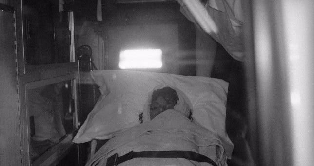 Το κεφάλι του Μάικλ Τζάκσον τυλίχτηκε στις φλόγες (βίντεο)