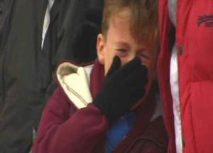 Το κλάμα πιτσιρικά που συγκίνησε τη Γουέστ Χαμ