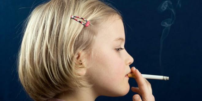 Αρχίζουν το τσιγάρο στα 12