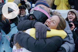 Όταν οι μαμάδες ανατρέφουν Ολυμπιονίκες