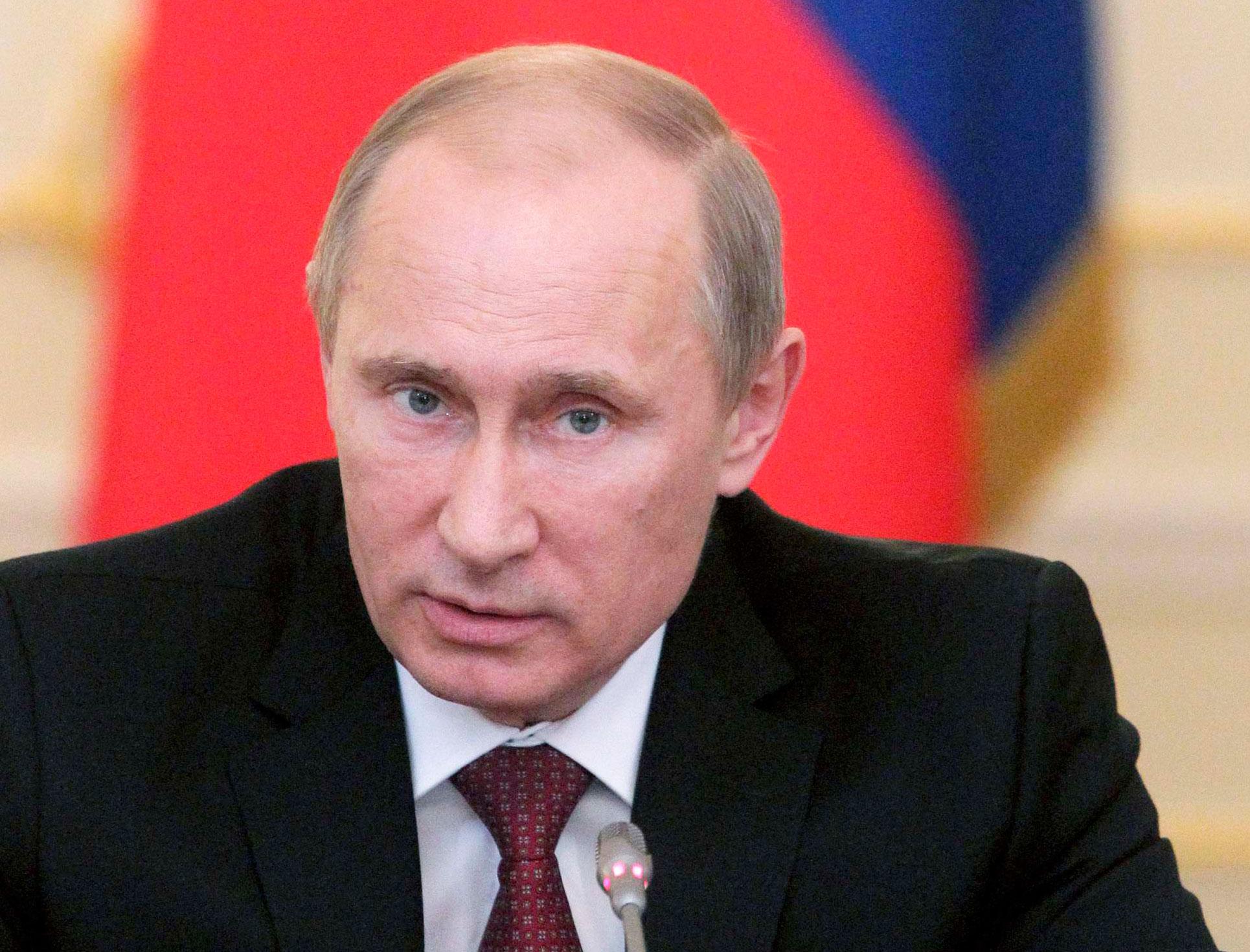 Η σοβιετική μελωδία του Πούτιν (βίντεο)
