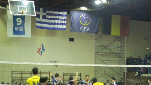 Αγώνες ελληνικού πρωταθλήματος υπό ξένη σημαία!
