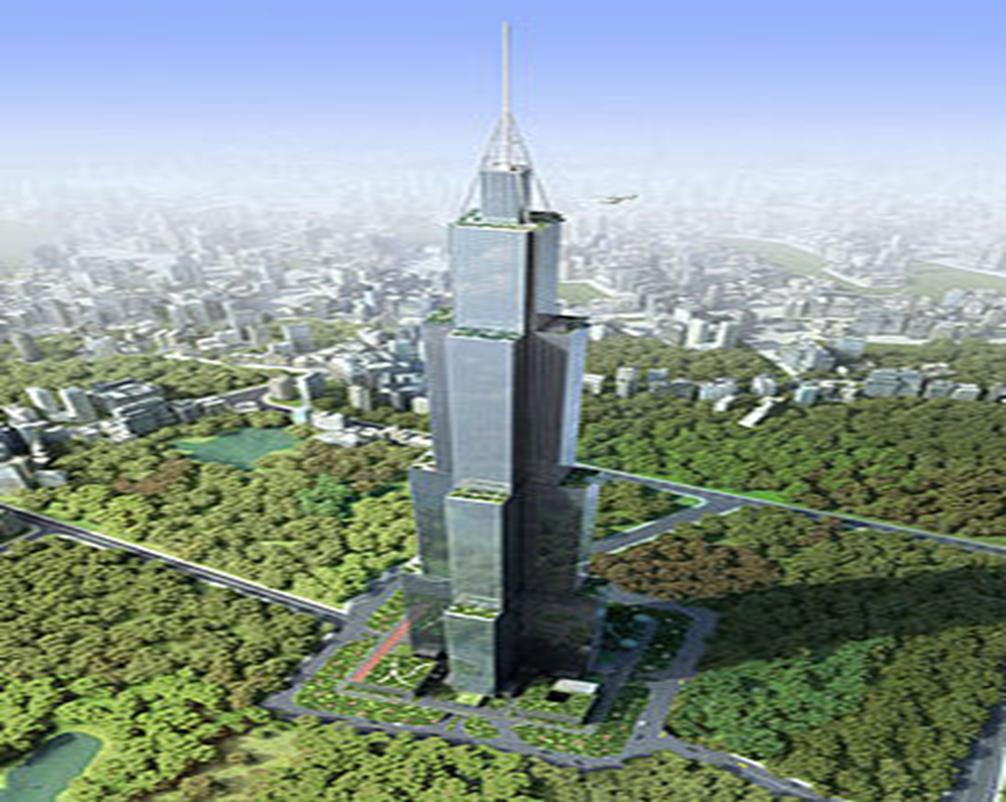 Το ψηλότερο κτίριο του κόσμου