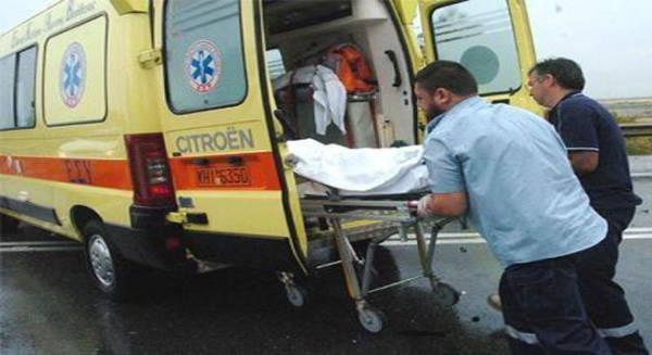 Ένας νεκρός σε σύγκρουση λεωφορείου με Ι.Χ.