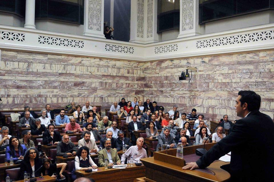 Τι προβλέπει ο νέος κανονισμός λειτουργίας του ΣΥΡΙΖΑ