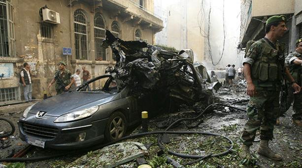 Πολύνεκρη έκρηξη στη Βηρυτό