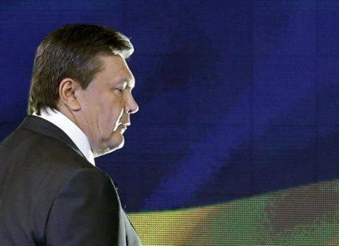 Διεθνές ένταλμα σύλληψης για τον Γιανουκόβιτς ζητεί το Κίεβο