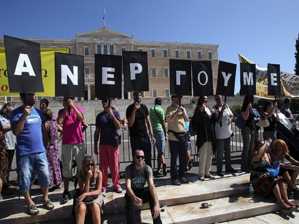 «Δεν υπάρχει πολιτικό σχέδιο για τους Έλληνες νέους»