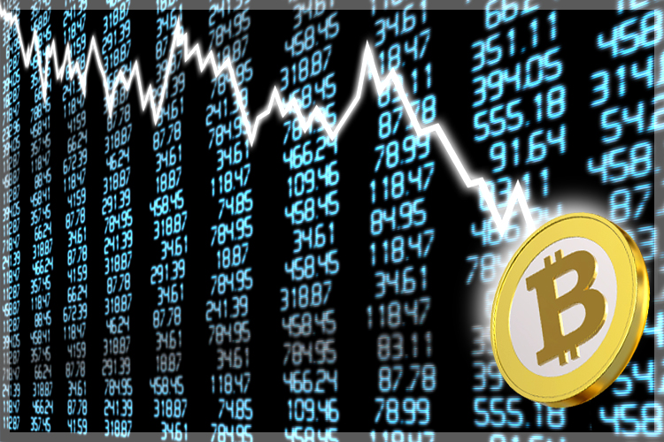 Καταρρέει το Bitcoin