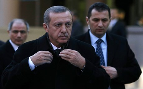 Ο κοριός «έπιασε» τον Ερντογάν