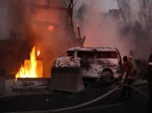 Βομβιστική επίθεση στο Λίβανο
