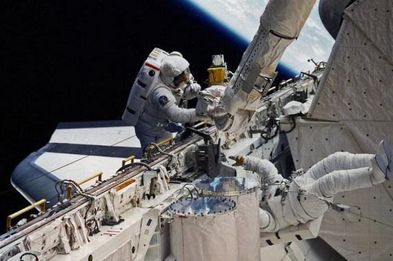 Κουβεντιάστε με τους αστροναύτες