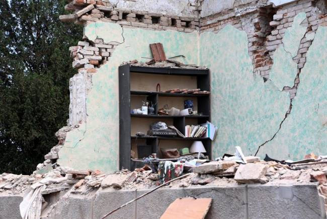 Τουλάχιστον 1.400 μη κατοικήσιμα σπίτια στην Κεφαλονιά