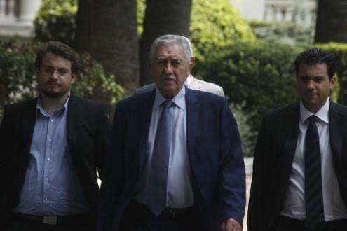 «Η ΔΗΜΑΡ δεν είναι κυβερνητικός μπαλαντέρ» λέει ο Κουβέλης