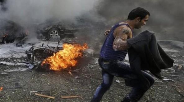 Επίθεση καμικάζι-βομβιστή στο Λίβανο