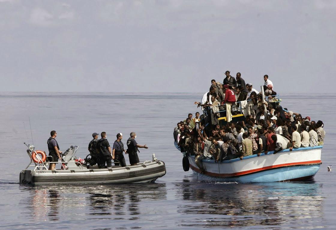 Διάσωση 596 μεταναστών σε 24 ώρες