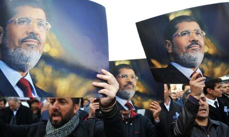 Μοχάμεντ Μόρσι: «Συνεχίστε την επανάσταση»