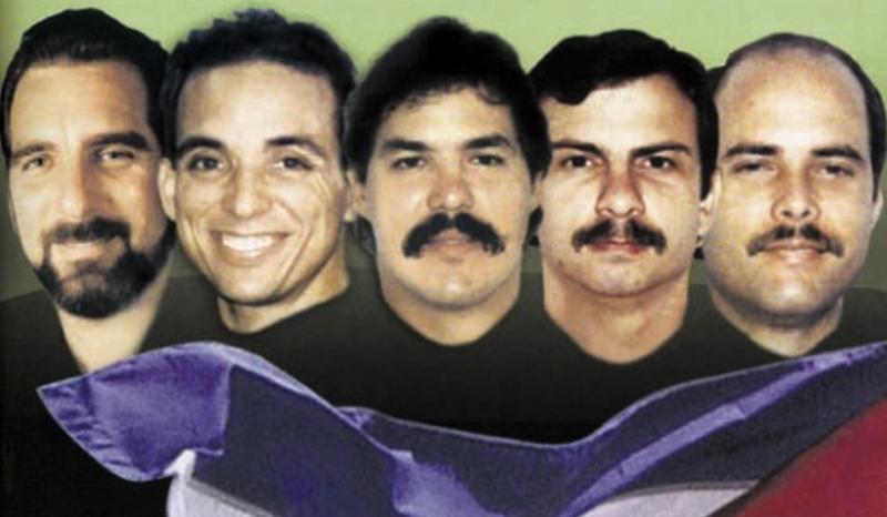 Απελευθερώθηκε άλλος ένας από τους «Πέντε Κουβανούς»