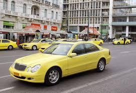 Ο νέος, αναλυτικός κατάλογος των κομίστρων στο ταξί