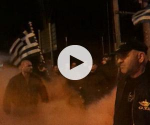 Εμετικό βίντεο ναζιστικού φυλετικού μίσους