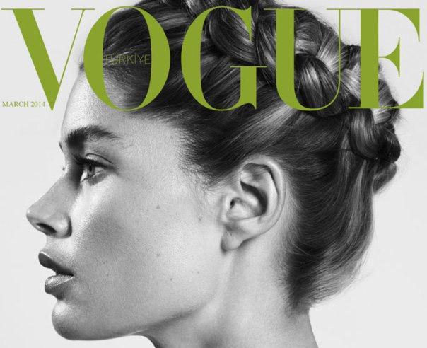 Η τουρκική Vogue υμνεί την Αρχαία Ελλάδα