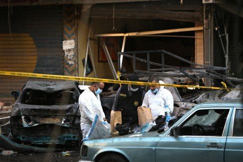 Τέσσερις νεκροί και 15 τραυματίες από έκρηξη στα σύνορα Συρίας-Λιβάνου