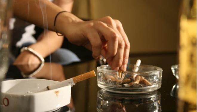 Απαγόρευση καπνίσματος με εισαγγελική εντολή