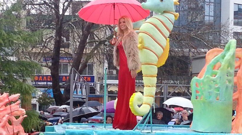 Βασίλισσα του καρναβαλιού της Ξάνθης η Αραβανή