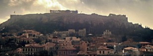 athens akropol