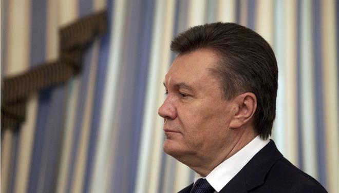 Διεθνές ένταλμα σύλληψης του Γιανουκόβιτς