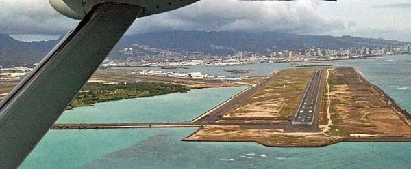Αναγκαστική προσγείωση αεροσκάφους στη Χαβάη