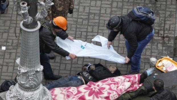 Προβοκάτσια με τους ελεύθερους σκοπευτές στο Κίεβο (ηχητικό)