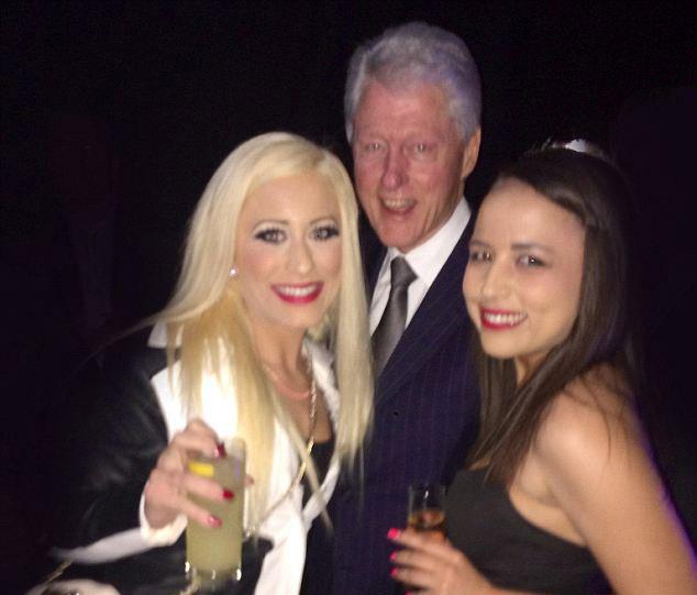 Αθεράπευτος γυναικάς ο Μπιλ Κλίντον