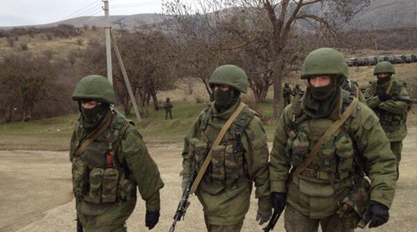 Νέο φιλορωσικό στρατό φτιάχνει η Κριμαία