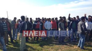 Ξεσηκώθηκαν και πάλι οι «κολασμένοι» της Νέας Μανωλάδας