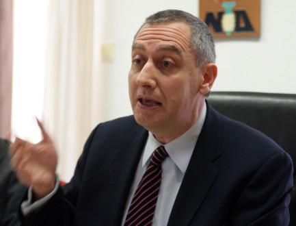 Καταδίκη της επίθεσης στο γραφείο Κρανιδιώτη από Γ. Μιχελάκη