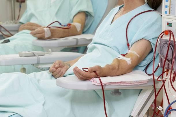 Ακατάλληλα φίλτρα για τους νεφροπαθείς