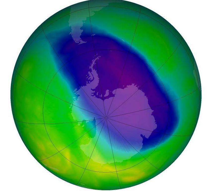 Τέσσερα νέα αέρια καταστρέφουν το όζον