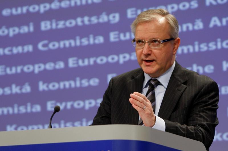 Ρεν: Η τρόικα έσωσε το ευρώ