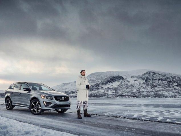Volvo και Ιμπραΐμοβιτς ενώνουν τις δυνάμεις τους