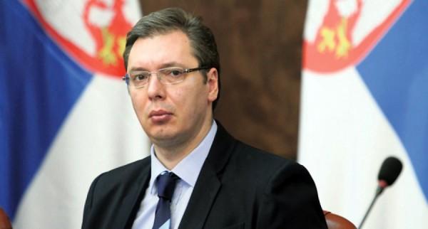 Συνάντηση Α. Βούτσιτς με τους εκπροσώπους των Σέρβων σε Μαυροβούνιο και Βοσνία- Ερζεγοβίνη