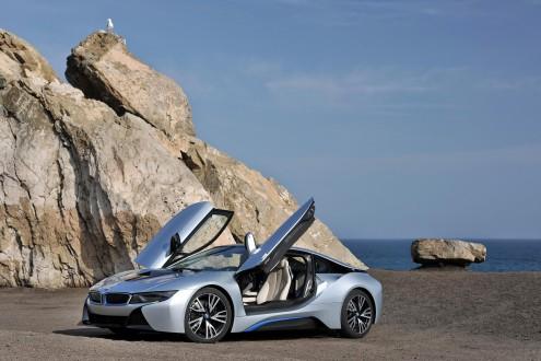 Στην Ελλάδα το BMW i8