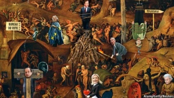 economist chaos