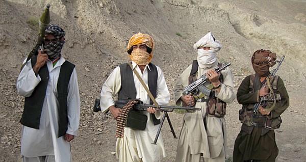 Taliban spokesman Zabiullah Mujahid
