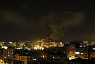 gaza night